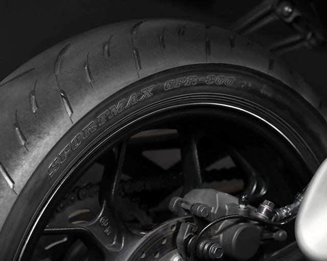 10-Spoke Cast Wheels with ABS