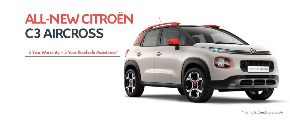 Citroen C3 Aircross SUV