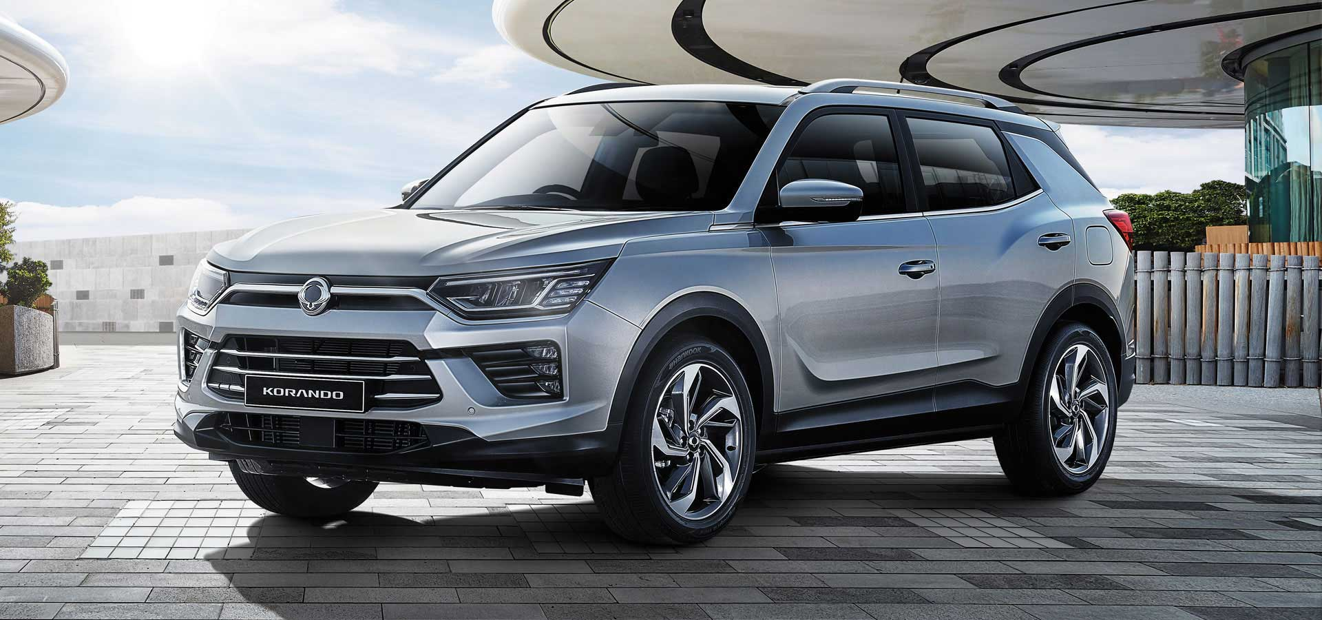 The game changing SUV from Korea's SUV Specialist