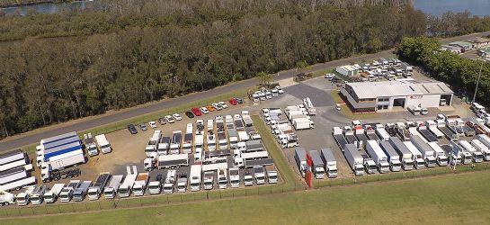 Midcoast Isuzu Trucks - Sales Yard