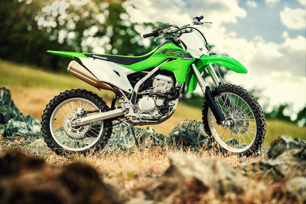 Kawasaki - KLX300R