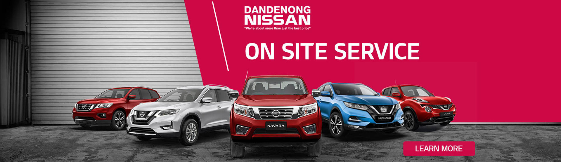 Dandenong Nissan Onsite Service