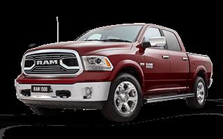 1500 Laramie V8 Hemi<sup>®</sup>