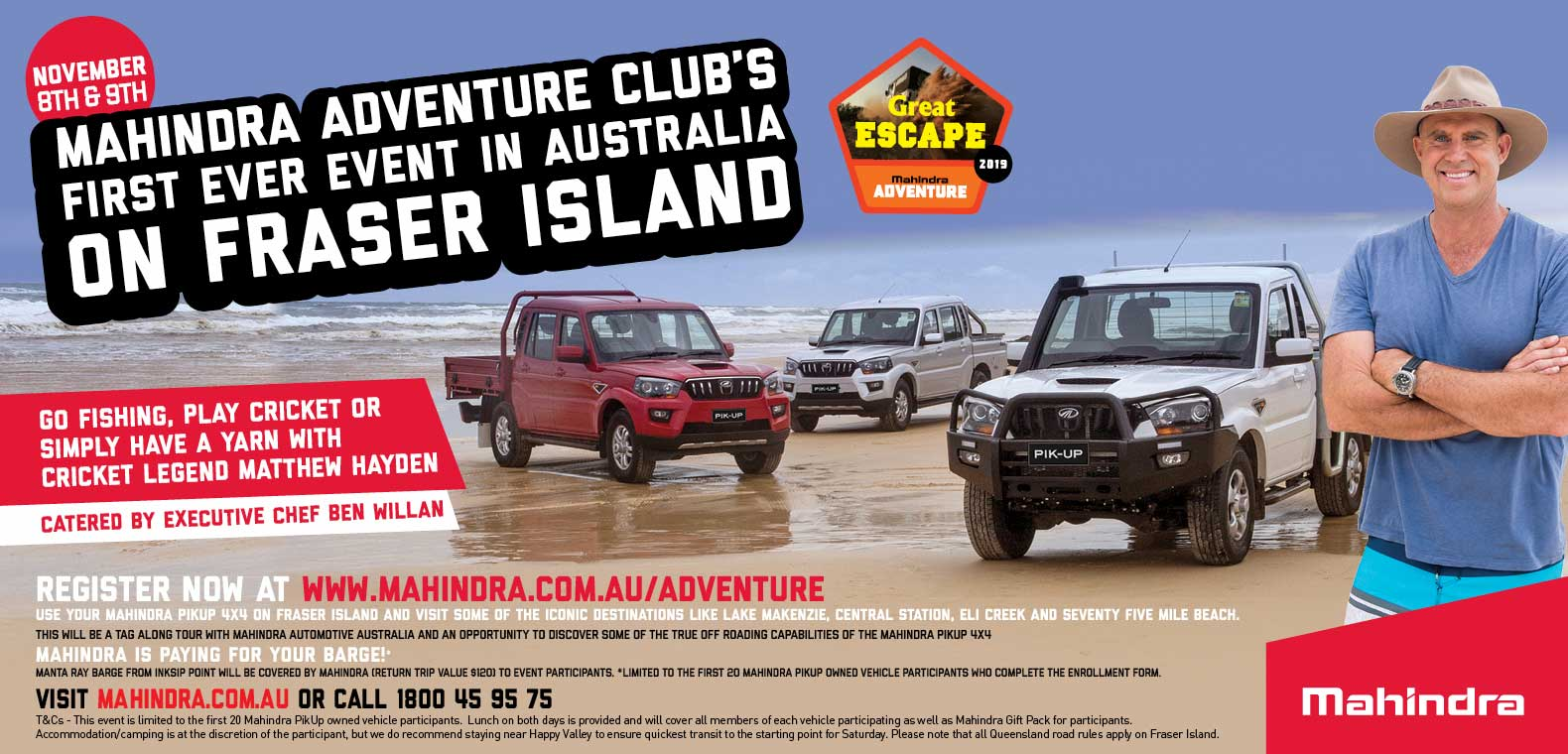 Mahindra Adventure Club