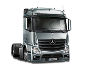 Mercedes-Benz Trucks - Prime Mover