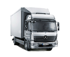 Mercedes-Benz Trucks - Rigid Trucks