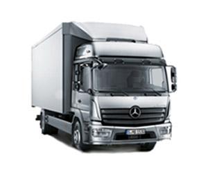 Mercedes-Benz Trucks - Rigid Trucks