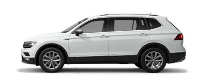 Volkswagen Tiguan Allspace 110TSI Comfortine
