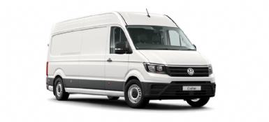 Crafter Van - Medium Wheelbase Standard Roof