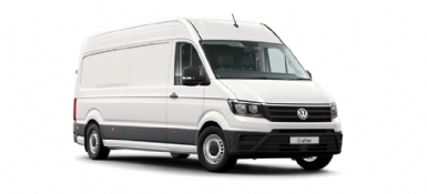 Crafter Van - Long Wheelbase High Roof