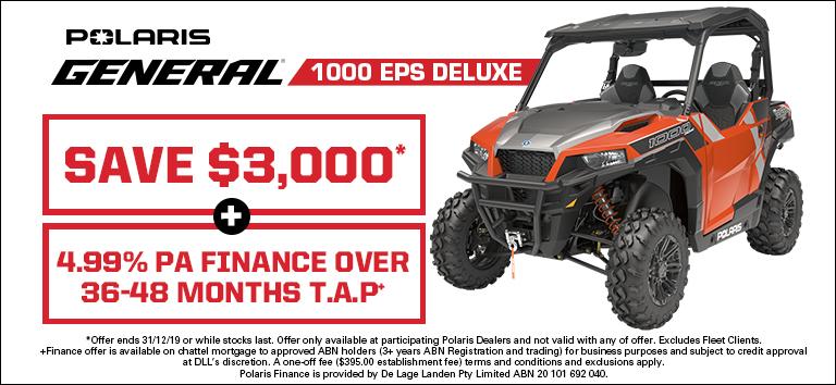 General 1000 EPS Deluxe