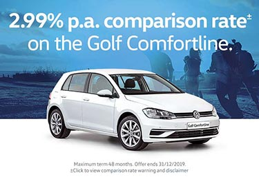 MY19 Model Clearance on selected Volkswagen Passenger vehicles at Gowans Volkswagen, Burnie TAS.