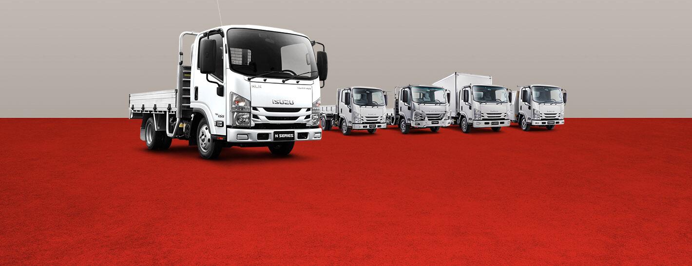 Isuzu Trucks Traypack