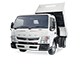 Fuso Canter Tipper Range
