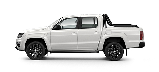 Amarok V6 Highline Black