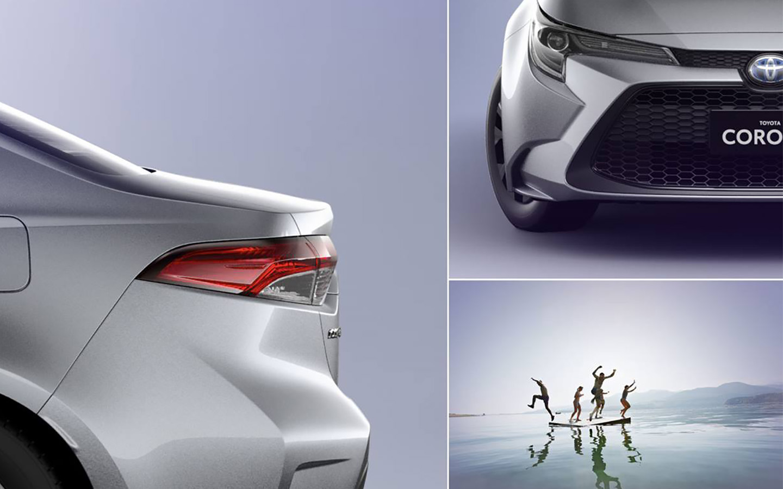corolla Sedan Design