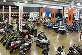 Canberra Husqvarna Motorcycles
