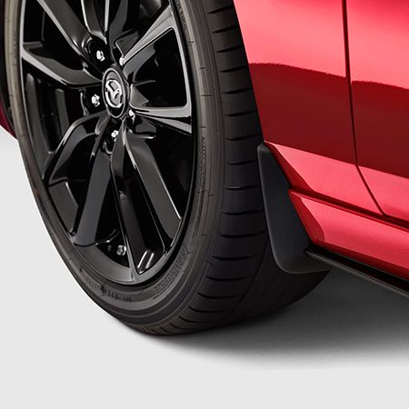 Mazda3 - Front Mud Guards