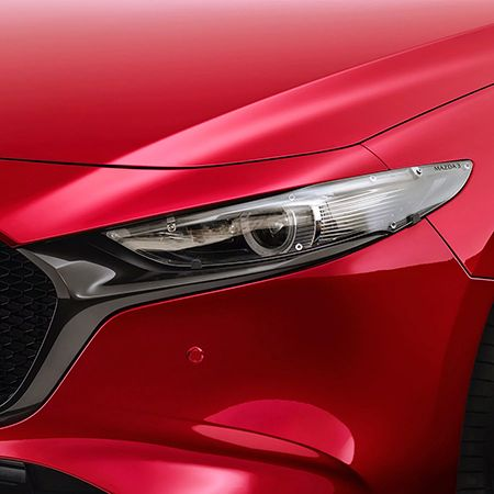 Mazda3 Headlight Protectors