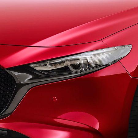 Mazda3 Headlight Protectors