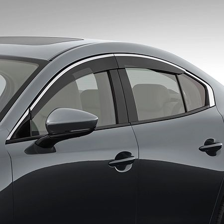 Mazda3 - Sedan - Slimline Weathershields