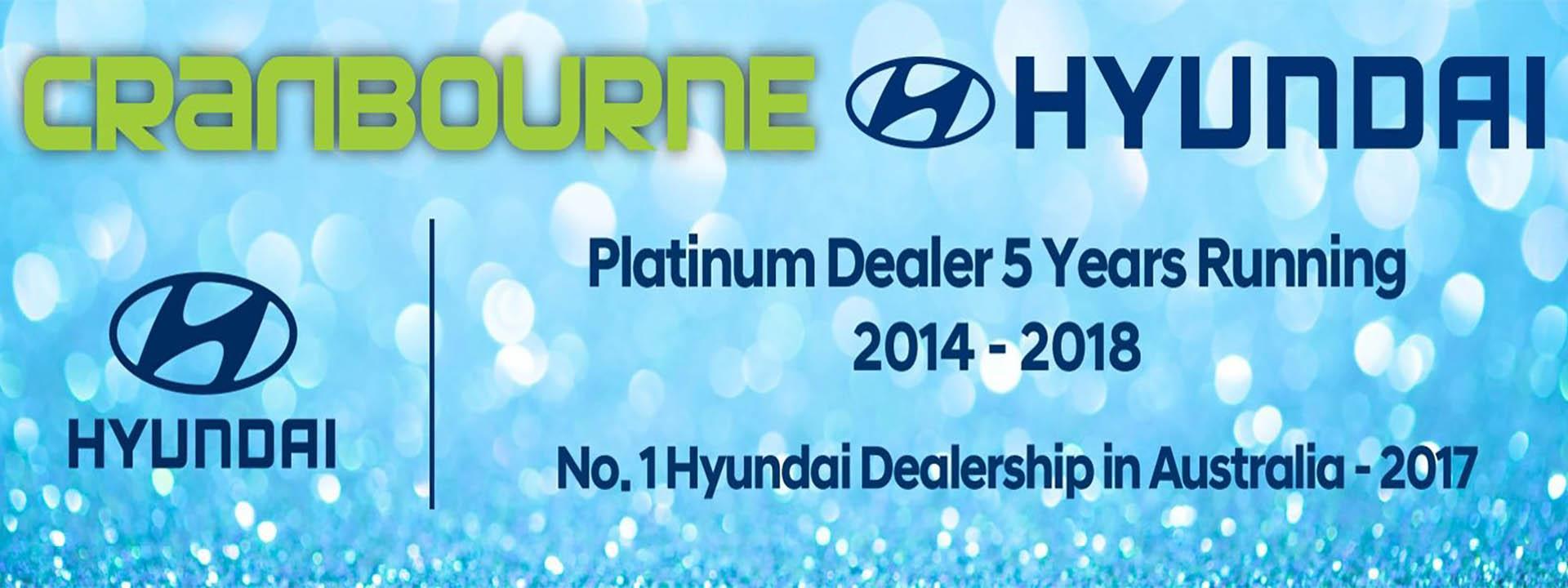 Cranbourne Hyundai Platinum Dealers