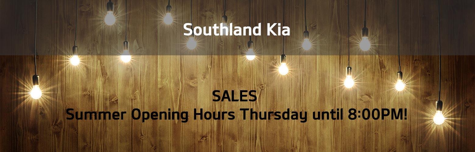 southlandkia-salesopening