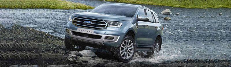 Nova Ford Everest Trend 4WD 3.2L Diesel Offer