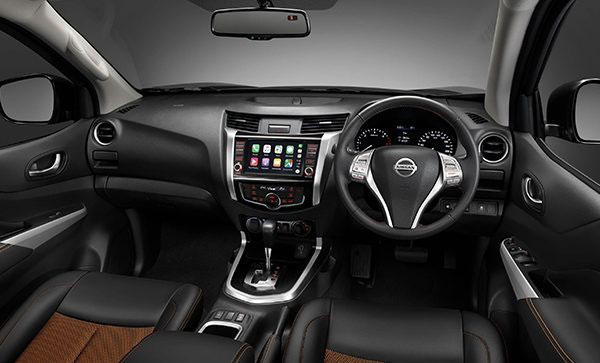 Navara N Trek Inside Look