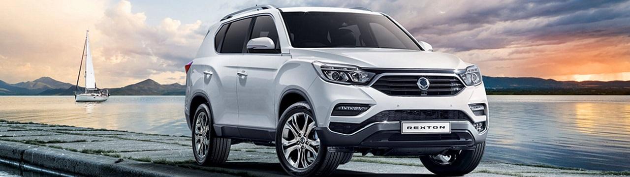 Westpoint Motors - Ssangyong Rexton