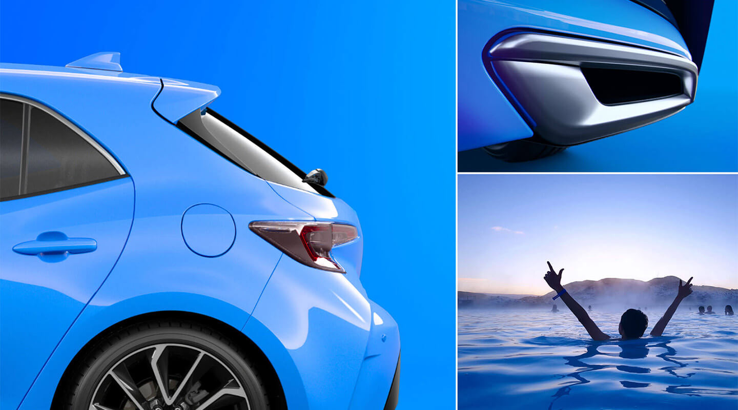 Corolla Hatch Design