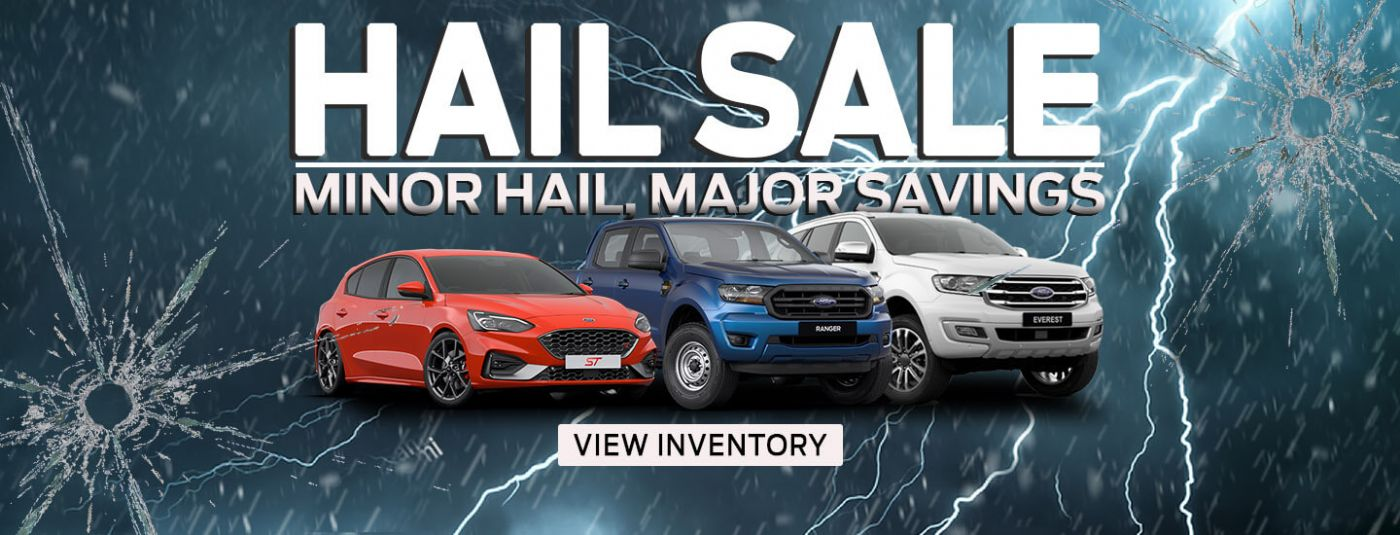 Pacific Motor Group Hail Sale