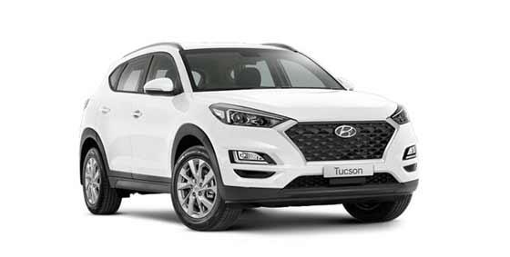 Hyundai Tuscon SUV Specials