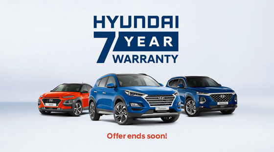 HYUNDAI LASTEST OFFERS Promotion