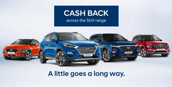 Take a look at the latest offers at Lancaster Hyundai.