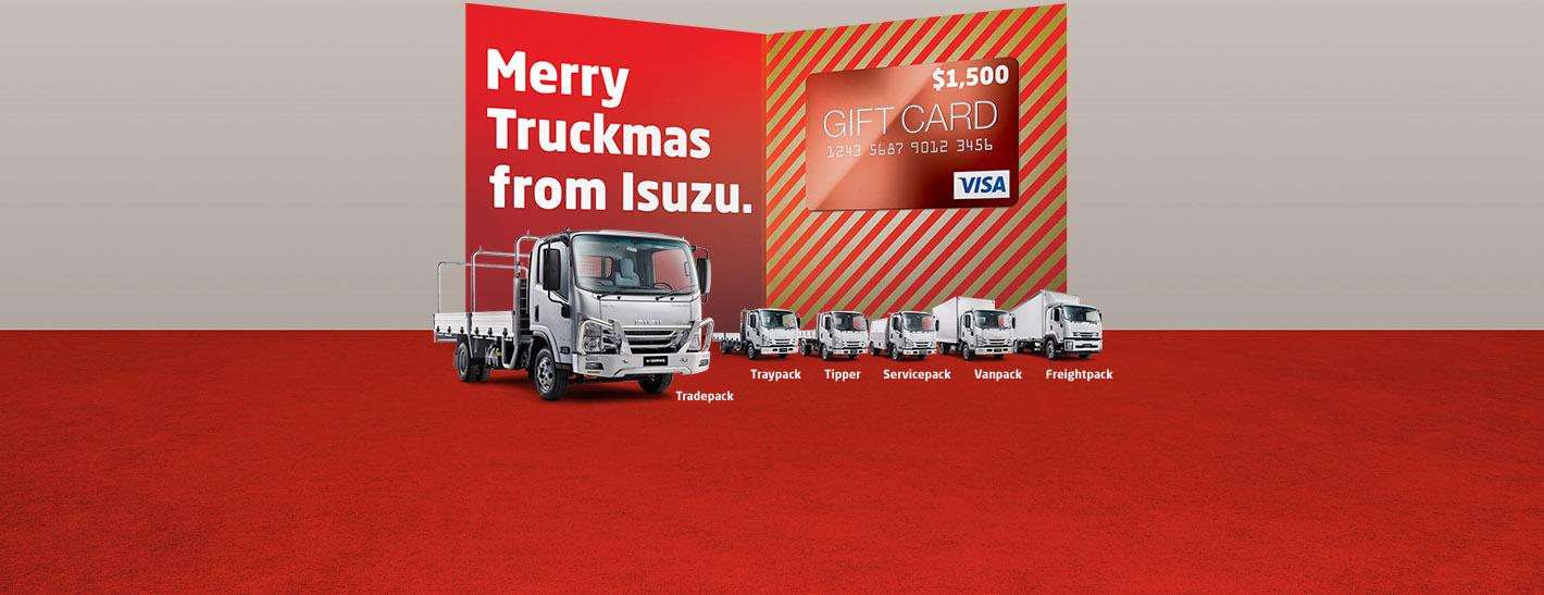 Merry Truckmas