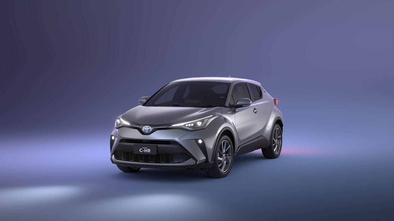 Toyota New Look C-HR image
