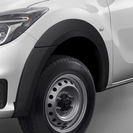 Mazda BT-50 Body Coloured Fender Flares