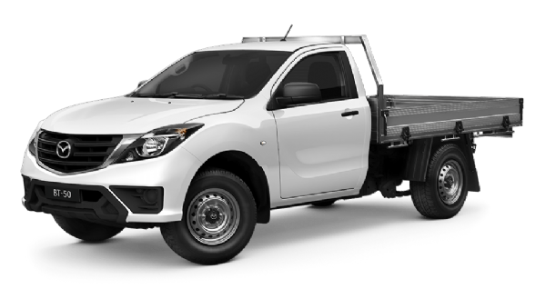 Mazda BT-50 Single Cab 4x2 XT With Tray