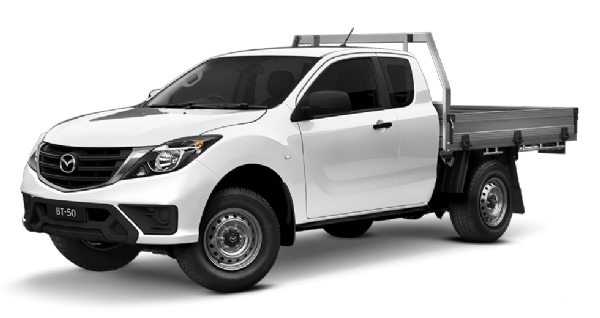 Mazda BT-50 Freestyle Cab 4x2 XT With Tray