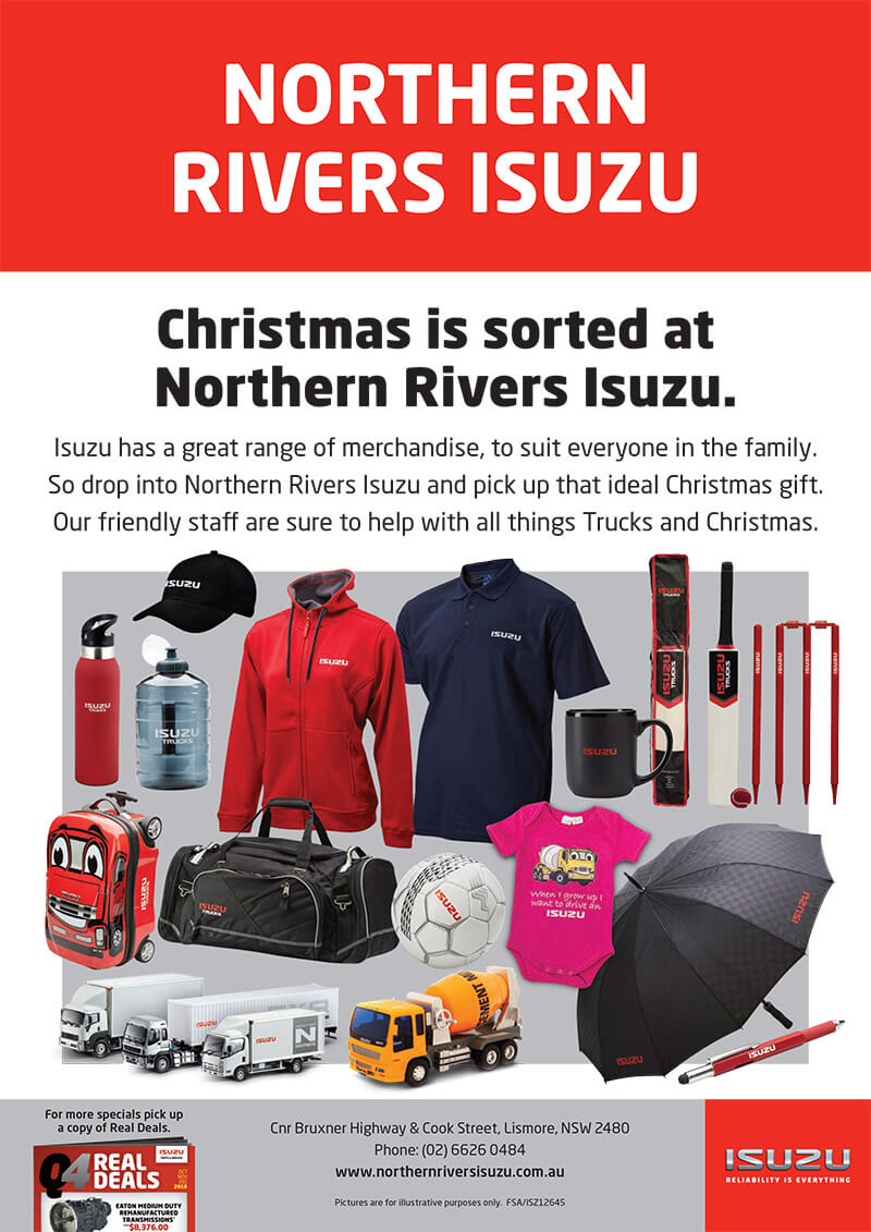 Christmas is Sorted at Northern Rivers Isuzu