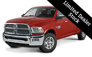 Laramie 2500 Rambox in red colour