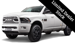 Laramie 2500 Sport Appearance in white colour