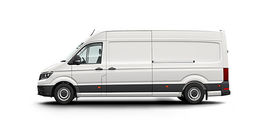 Crafter Runner Van LWB