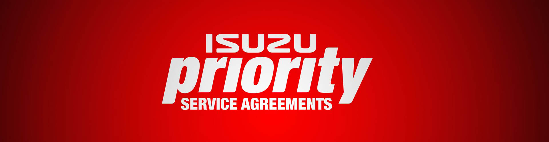 Isuzu Trucks Priority
