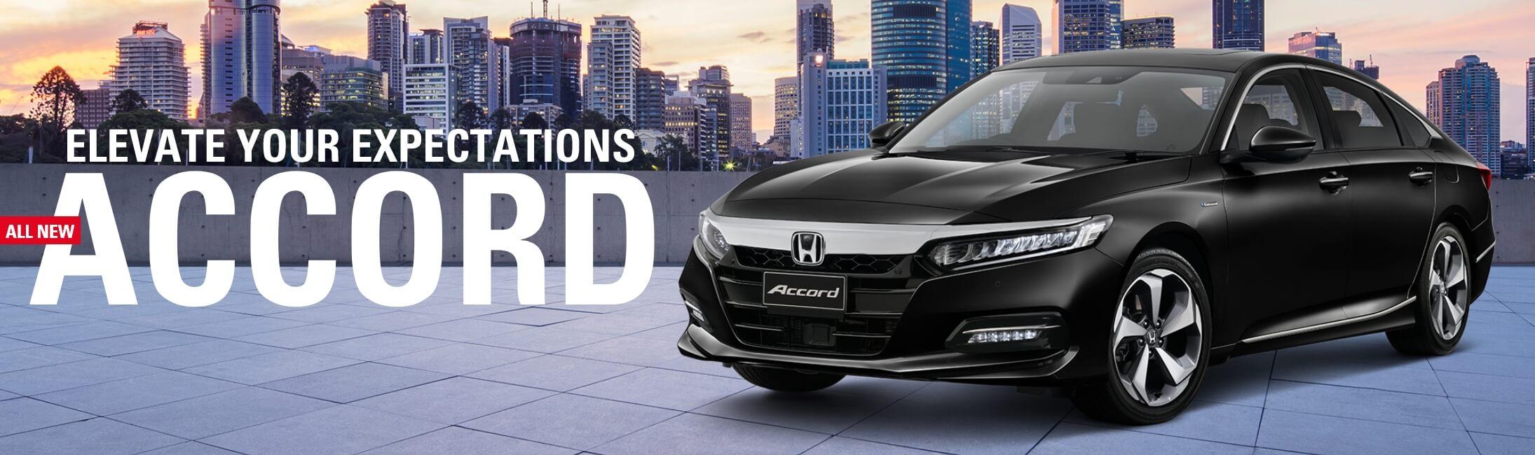 Honda - All New Accord