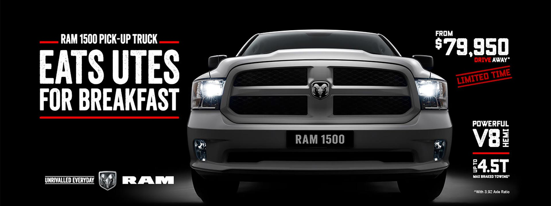 RAM 1500 Express Offer