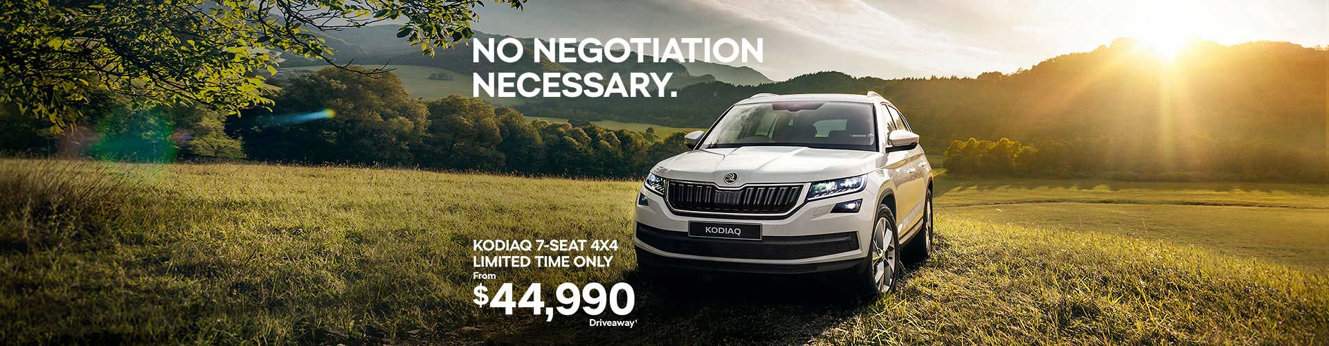 ŠKODA Factory Offer