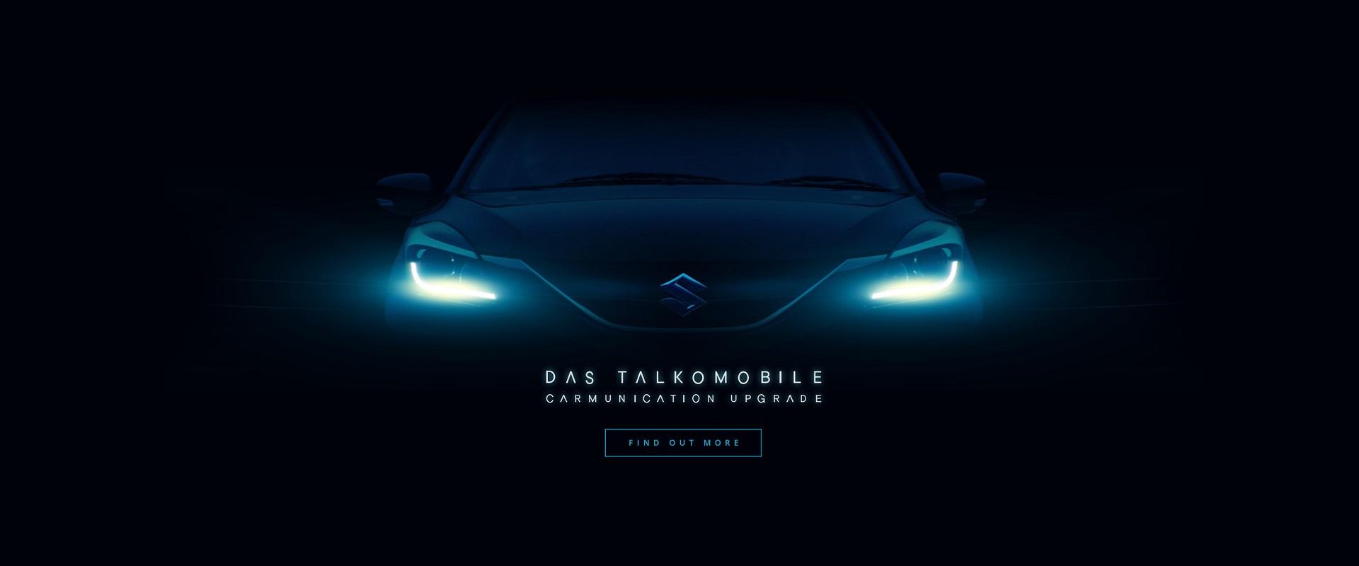 Suzuki - Baleno Das Talkomobile
