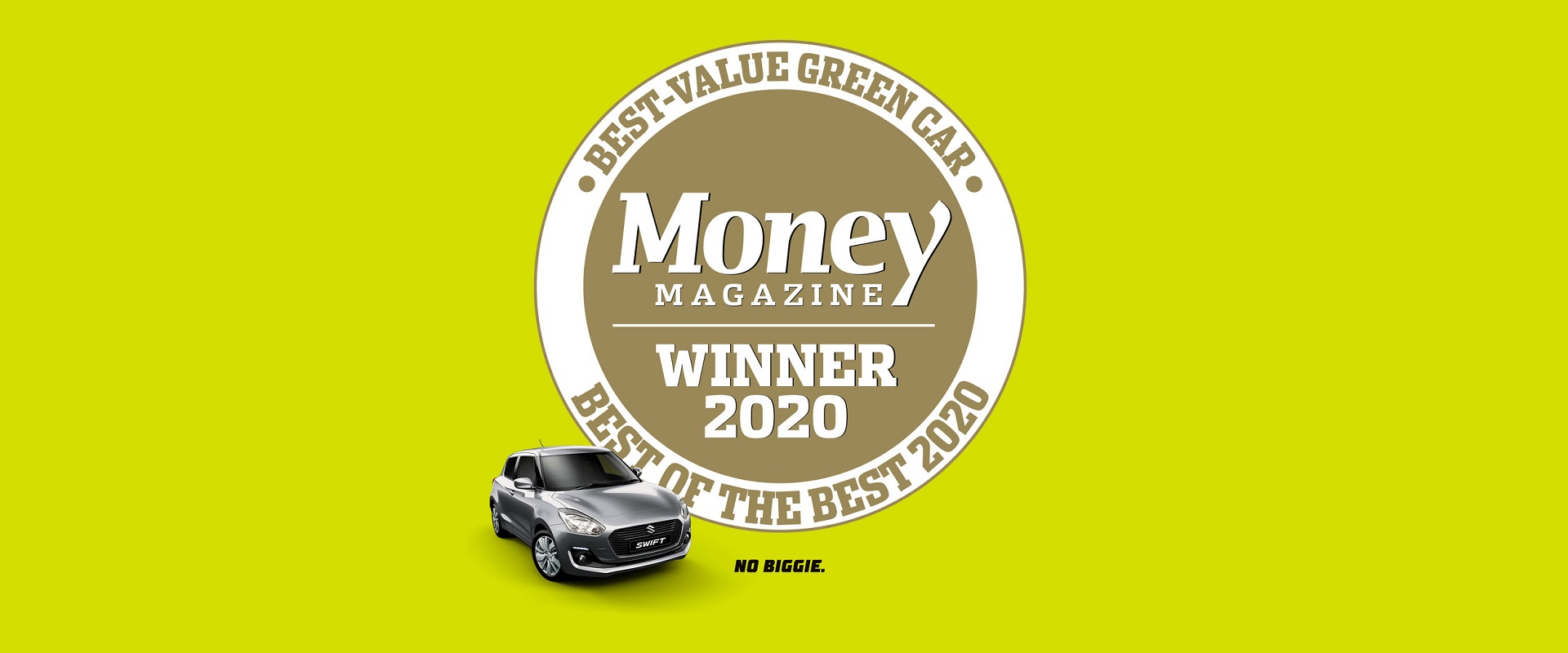 Suzuki Swift - Best of the Best 2020